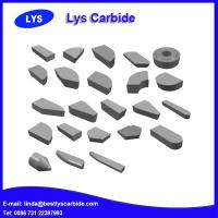 China Series 89 cemented carbide brazed tips wholesale