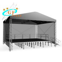 China 850g/Sqm Waterproof Aluminum Party Tent For Outdoor Events wholesale