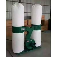 China MF90 Electric Industrial Cloth double bag dust collector for table saw wholesale