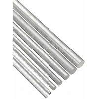 China Bright Surface Aluminum Round Rod Cold Drawn Extrusion Material High Strength wholesale