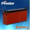 China Prostar front terminal battery 12V 100AH wholesale