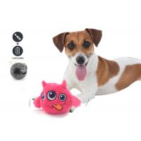 China Jumping Bouncer Plastic Dog Balls Non Toxic Dog Toy Ball For Entertaining wholesale