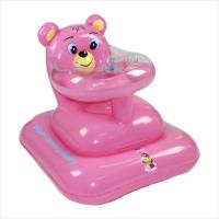 China 0.3mm PVC Inflatable Sofa Chair Infant Seats ,Soft Bear Chairs wholesale