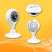 Buy cheap 1.3MP CMOS Sensor Full Smart Home System Wireless Indoor Security Camera System from wholesalers