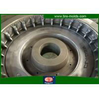 Buy cheap Aluminum Wheeled Excavator Segmented Tire Mold 2 Piece OTR Tyre Mold from wholesalers