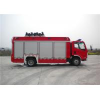 Quality 8 Ton 2 KW Light Fire Truck for sale