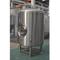 China 7 BBL Jacketed Beer Serving Tank  , Jacketed Stainless Steel Serving Tank wholesale