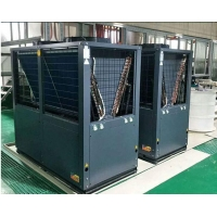 China Commercial Air To Water Heat Pump Spa Heater With Stainless Steel Housing wholesale