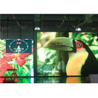 China Highlight Full Color P6 Led Digital Display Board , Outdoor Led Video Display High Contrast wholesale