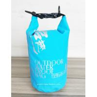 China Light-Weight Tarpaulin PVC 2L Waterproof Dry Bags , Rolling-top  Dry Tube Bag wholesale