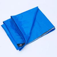 China Easy Folded PE Tarpaulin Sheet color Customized For Truck Cover / Boat Cover wholesale