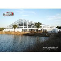 Buy cheap 50m Width Big Clear Aluminum Outdoor Party Tent For Company Celebration from wholesalers