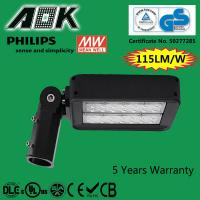 China IP65 Outdoor AOK-80Wi LED Parking Lot Light Waterproof High Qualtiy With Philips Chips on sale