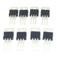 Buy cheap TIP110 High Voltage NPN Power Transistor Low Equivalent On Resistance from wholesalers