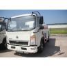 China 4x2 91HP Fuel Transport Trucks, Six Wheels 6000 Litres Gasoline Tanker Truck wholesale