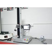 China 300G High Precision Tension Test Machine , Tensile Testing Equipment With Video Use wholesale