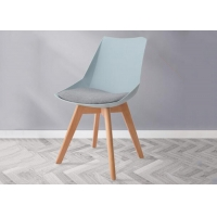 China Beech Wood Nordic Style Dining Chair wholesale