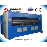 China 6m Double Board Needle Punching Machine High Performance Customized Needle Density wholesale