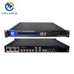 China Digital SD Video Encoder SDI CVBS S-video MPEG - 2 SD Encoder COL5111AP wholesale