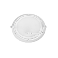 China 8 Inch 18W Indoor 1530LM Ultra Slim Recessed Lighting wholesale