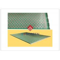 China 2000 48- 30 PWP  Shaker Screens 2-3 Layers With 20-325 Mesh wholesale
