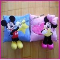 Quality Disney embroidery pillow for sale