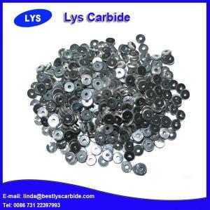 China Zhuzhou cemented carbide cutting tools tungsten Carbide Round glass cutter, Circular Glass Cutter wholesale