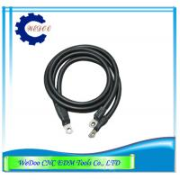 China M711 EDM Ground Wire Double 1.0M Mitsubishi EDM Consumables Parts Ground Cable wholesale