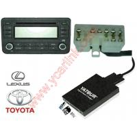 Quality Lexus 1999-2006 USB SD AUX MP3 Interface Adapter (YATOUR Car Digital CD Changer) for sale