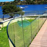 China High-Quality Best Prices of Balcony Stainless Steel Terrace Railing Designs wholesale