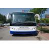 China Customized 51 Passenger Airport Apron Bus , Small Turning Radius Airport Coach wholesale
