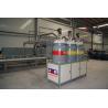 China 11*4.9*2.7m Safety Shoe Injection Molding MachineFor 2 Colour / 2 Density PU Shoe Sole wholesale