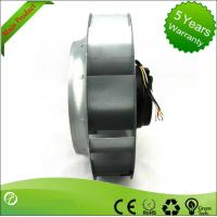 Buy cheap Gakvabused Sheet Steel EC Centrifugal Fans With Air Purification 64W from wholesalers