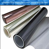 China High heat rejection self-adhesive PET mirror protective film for building wholesale