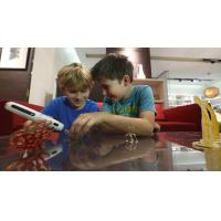 China Cool Ink Kids 3d Pen Drawing In Air For Children 3D Creation And Creation wholesale