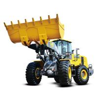 China LW700KV 7 Ton Hytec Compact Wheel Loader Attachments For Wheel Loaders wholesale