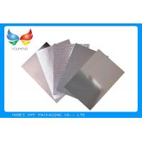 China Colorful Metallised Plastic Film , Metallic Beer Label Paper For Non - Alcoholic Drinks wholesale