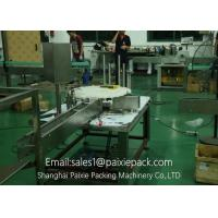 Quality SUS304 SUS316L Stainless Steel Industrial Filling Machine For E Liquid Bottling wholesale