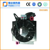 China brazed plate fin heat exchanger, plate bar heat exchanger wind turbine water cooler, air separation plant, automobile on sale