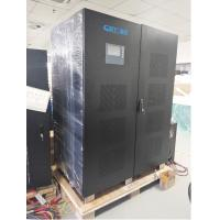 China 200KVA / 160KW Outdoor Ups Battery Backup Industrial Low Frequency UPS Online Transformer wholesale