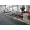 China 100% Biodegradation plastic making machine corn starch PLA Pbat granulator wholesale
