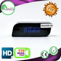 30fps Ep701 Multi - Function Spy Wifi Camera Clock With H.264 Dual Stream