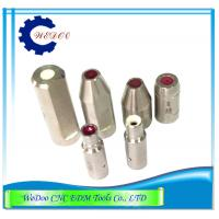 China CZ140 EDM Ruby Guide Drill Guide  Pipe Guide EDM Drilling Machine Parts 12x25mmL wholesale