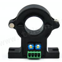 Buy cheap Open Loop Hall Effect Transmitter Split Core Hall Effect Dc Current Sensor from wholesalers