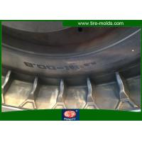 Buy cheap CNC Engraving Solid Tire Mold For Forklift Tyres One Year Warranty from wholesalers