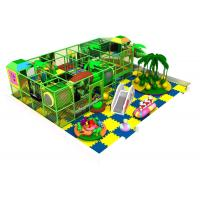 Quality Childrens Plastic Soft Indoor Playground Equipment with Climbings For Canada Market for sale