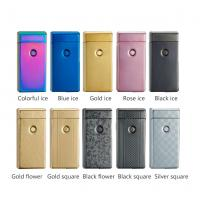 China Rechargeable Electronic Pulse Arc Lighter , Custom Plasma Torch Lighter wholesale