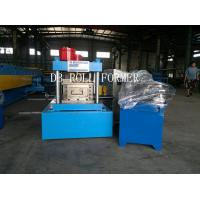 China C Purlins Roll Forming Machine with Hydraulic Unit Power 11kw for Enterprises Construction wholesale