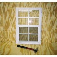 China single hung window wholesale
