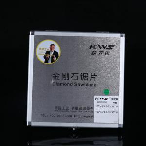 China Conical Scoring Saw Blade , Wood Lathe Diamond Circular Cutting Disc wholesale